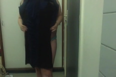 Chubby And A Little Dress Pt.2 Bbw - 13