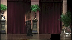Sadie Marquard Belly Dance 2012 Drum Solo Apex