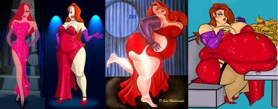 jessica rabbit getting rounder by energytobeauty-dail180