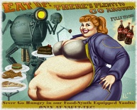 fatten up with vault tec  by ray norr-d97otqi
