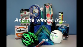 And the winner of our ImOn Olympic Sports Pack is.....