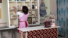 Milena & Angela - Candy Shop