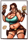 Fridge Raider Lara Croft 02