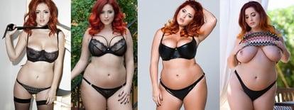 Collett weight gain lucy Lucy Collett