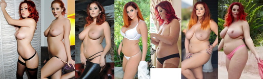 Lucy Collett before and after 8