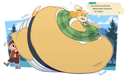 a mayor and his isa blob by secretgoombaman12345 dd1vem6-fullview
