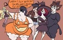 buncha halloween ladies by joekie3wl ddjf1o0-fullview