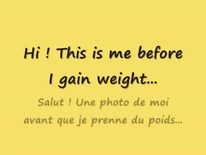 Before   after weight gain video