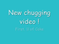 [Old Video] Big chugging (Part 1) (Low)