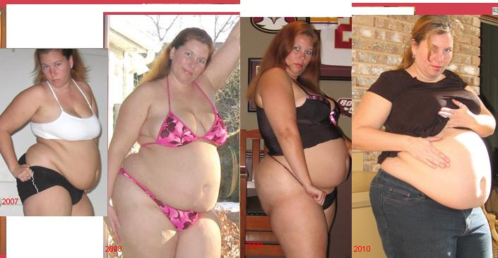 Gain gainer girl weight