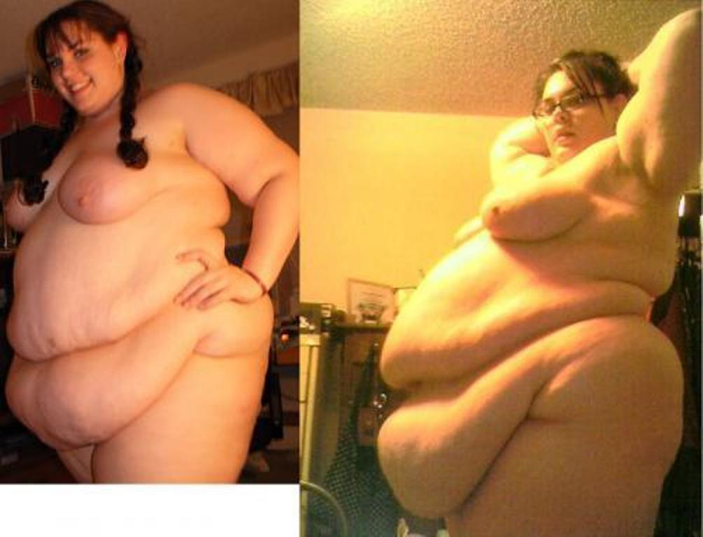 Before and after ssbbw